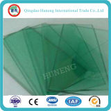 4mm-10mm Light Green /F Green Tinted Float Glass