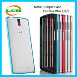 Shockproof Metal Aluminum Bumper Phone Cases for One Plus 1/2/3