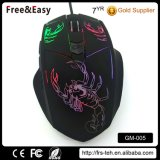 Top Sale Cool Backlit Opitcal Wired Gaming Mouse
