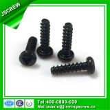 Screw Factory Collated Pan Head Wood Screw with Black Oxide