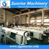 Plastic PVC HDPE PE PPR Water Pipe Extrusion / Making Machine