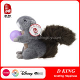 En71 Certificate Toy Squirrel Plush Soft Stuffed Animals
