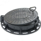 Hot Sale En124 D400 Cast Iron Manhole Cover