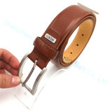 UL Approved Manufacturer Men Genuine Leather Belt