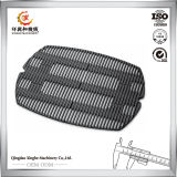 OEM Metal Parts Manufacturer Ductile Iron Cast Iron Grill with Enamel