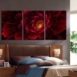 Custom Canvas Art Fabric Printing Service Canvas Art Print Flower