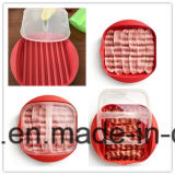 OEM Plastic FDA Approved Microwave Barbecue Pan BBQ Tray
