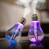 USB Humidifier 400ml Large Capacity Light Bulb Air Humidifier