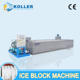 5 Tons/Day CE Approved Commercial Ice Block Machine for Ice Plant