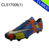 Men Outdoor Soccer Shoes with TPU Outsole
