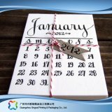 Creative Desktop Calendar for Office Supply/ Decoration/ Gift (xc-stc-010)