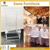 Wholesale Knock Down Wedding Acrylic Chiavari Clear Chair