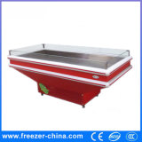 Supermarket Quadrate Ice Table/Glacial Table for Frozen Food