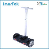 Smartek City Mobility 8 Inch Gyropode Electric Seg Way Style Two Wheels Hoverboard Segboard Patinete Scooter with Control Handle Bar for Patrol S-011
