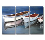 Hand-Painted Modern Home Decor Living Room Hall Wall Art Picture