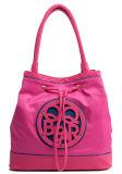 Latest Stylish Bright Color Ladies Nylon Shopping Bag (S6-N)