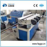 PVC, PP, PE Single Wall Corrugated Pipe Extrusion Line