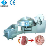 Sausage Meat Bowl Cutting and Mixing Machine