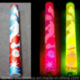 Promotional LED Foam Glowing Stick with Logo Print (4016)