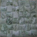 Green Onyx Stone Marble Mosaic Tile for Wall Decoration