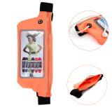 Waterproof Sport Running Touch Screen Cell Phone Waist Belt Pack/Bag/Case