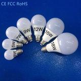 3W, 5W, 7W, 9W, 12W, 15W, 18W LED Bulb