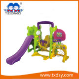 Mini Kids Swing and Slide Indoor Swing with Slide