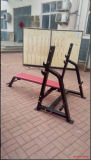 Fitness Equipment/ Gym Equipment/ Olympic Flat Bench (SW37)