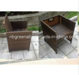 Rattan/Wicker Outdoor Chair for Cube Table