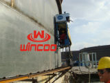 High Efficiency Automatic Welding Machine for Tank Construction