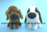 Stuffed Plush Dog Toy with Big Ear