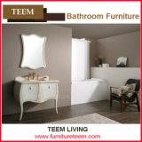 Solid Wood Single Sink Bathroom Vanity Cabinet