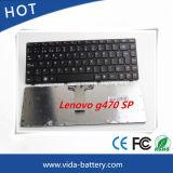 Laptop Notebook Keyboard for Lenovo G470 B490 Sp Version
