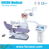 High Quality CE Marked Dental Chair with LED Dental Scaler