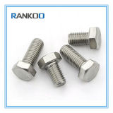 China Manufacture Stainless Steel DIN933 DIN931 Hexagon Head Bolts