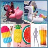 Giant Swan Watermelon Floats Flamingo Swimming Ring Unicorn Inflatable Pool Float