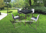 Bar Set Bm-5124 PE Rattan Outdoor PE Wicker Products
