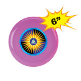 Outdoor Funny Toy Plastic 6 Inch Frisbee (H0509162)