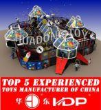 2016 Newest outer Spacetheme Children Indoor Playground Equipment Prices