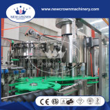 CE Approved Twice Vacuum Type Bottled Beer Filler