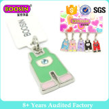 Suspender Fashion Silver Pendant Charms Lovely