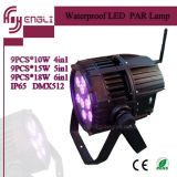 9PCS LED Outdoor Battery PAR Light of Stage Lighting (HL-025)