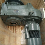 Hot Sale Flange Mounted Parallel Shaft Helical Gearbox Machine for Power Plant