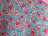 Oxford 600d Flowers Printing Polyester Fabric (DS1134 & 1135)