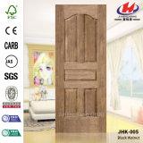 EV-Black Walnut HDF MDF Veneer Door Skin