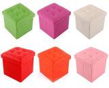 Foldable Wooden MDF Storage Bedroom Folding Storage Bins