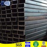 High quality China rectangular black pipe