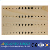 Wooden Acoustic Panels! MDF Wall Cladding Decorative Board!