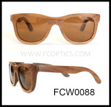 Wooden Black Walnut with UV400 Sun Glasses