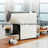 Professional Capsule Coffee Maker with Milk Frother for Home Use